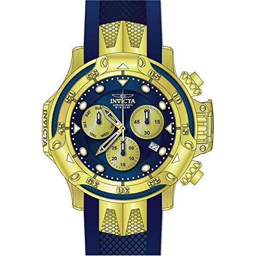 インヴィクタ インビクタ 腕時計 メンズ 【送料無料】Invicta 26966 Subaqua Gold/Blue Men's Watchインヴィクタ インビクタ 腕時計 メンズ