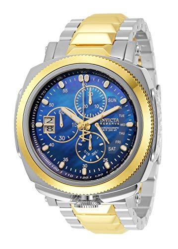 インヴィクタ インビクタ 腕時計 メンズ 【送料無料】Invicta Men's Reserve Russian Diver Quartz Watch with Stainless Steel Strap, Two Tone, 26 (Model: 30838)インヴィクタ インビクタ 腕時計 メンズ