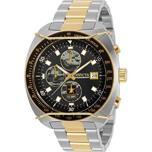 インヴィクタ インビクタ 腕時計 メンズ 【送料無料】Invicta U.S. Army Chronograph Quartz Men's Watch 31842インヴィクタ インビクタ 腕時計 メンズ