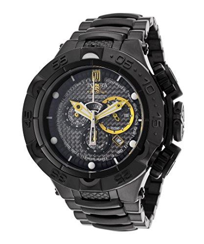 インヴィクタ インビクタ 腕時計 メンズ 【送料無料】Invicta 14412 Men's Jason Taylor Chrono Black Ion Plated SS & Dialインヴィクタ インビクタ 腕時計 メンズ