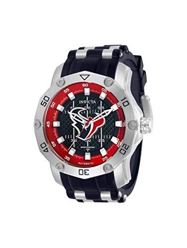 インヴィクタ インビクタ 腕時計 メンズ 【送料無料】Invicta NFL Houston Texans Automatic Dark Blue Dial Men's Watch 32020インヴィクタ インビクタ 腕時計 メンズ