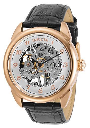 腕時計 インヴィクタ インビクタ メンズ 【送料無料】Invicta Men's Specialty Mechanical Watch, Black, 31311腕時計 インヴィクタ インビクタ メンズ