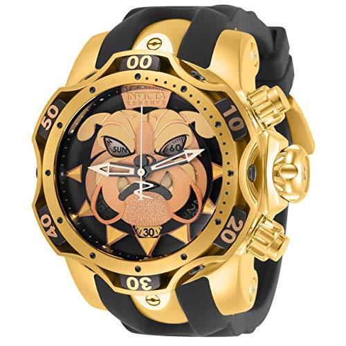 インヴィクタ インビクタ 腕時計 メンズ 【送料無料】Invicta Reserve Bulldog Chronograph Quartz Men's Watch 30350インヴィクタ インビクタ 腕時計 メンズ