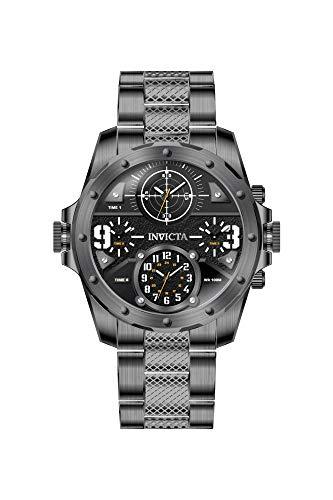 インヴィクタ インビクタ 腕時計 メンズ 【送料無料】Invicta Mens Coalition Forces Quartz Watch, Gunmetal, 31143インヴィクタ インビクタ 腕時計 メンズ