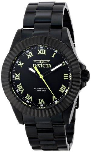 腕時計 インヴィクタ インビクタ メンズ 【送料無料】Invicta Men's 16714 Pro Diver/Black Widow Stainless Steel Casual Watch腕時計 インヴィクタ インビクタ メンズ