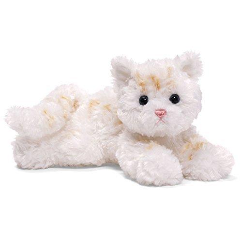 ガンド ぬいぐるみ リアル お世話 かわいい 【送料無料】GUND Bootsie Cat Plush - White with Orange Stripesガンド ぬいぐるみ リアル お世話 かわいい