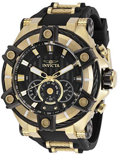 """インヴィクタ インビクタ 腕時計 メンズ 【送料無料】Invicta Men""""s Analogue Quartz Watch with Silicone Strap 30040インヴィクタ インビクタ 腕時計 メンズ"""