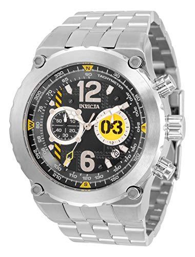 インヴィクタ インビクタ 腕時計 メンズ 【送料無料】Invicta Men's Aviator Quartz Watch with Stainless Steel Strap, Silver, 32 (Model: 31588)インヴィクタ インビクタ 腕時計 メンズ