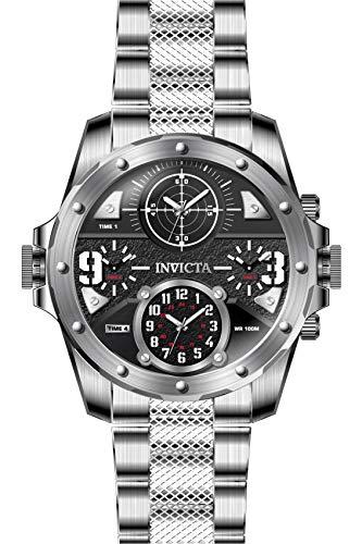 インヴィクタ インビクタ 腕時計 メンズ 【送料無料】Invicta Mens Coalition Forces Quartz Watch, Silver, 31146インヴィクタ インビクタ 腕時計 メンズ
