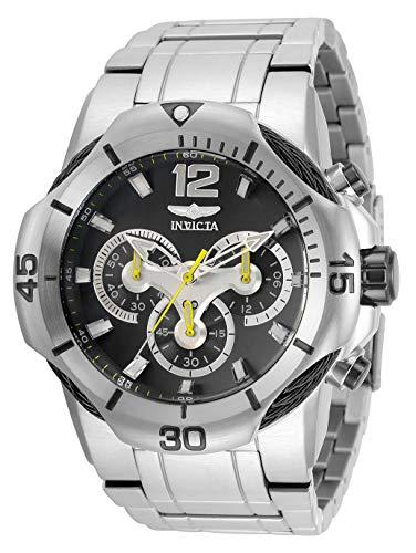 インヴィクタ インビクタ 腕時計 メンズ 【送料無料】Invicta Men's Bolt Quartz Watch with Stainless Steel Strap, Silver, 30 (Model: 31161)インヴィクタ インビクタ 腕時計 メンズ