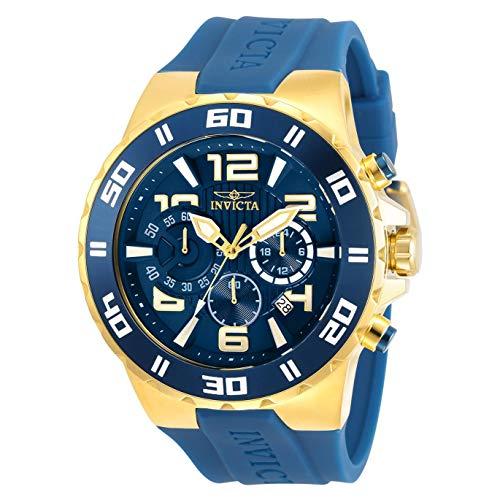 腕時計 インヴィクタ インビクタ メンズ 【送料無料】Invicta Pro Diver Chronograph Quartz Blue Dial Men's Watch 30938腕時計 インヴィクタ インビクタ メンズ