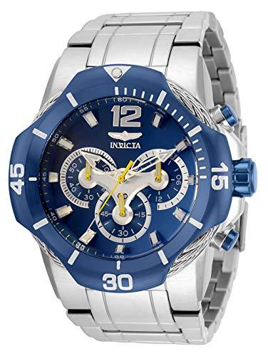 インヴィクタ インビクタ 腕時計 メンズ 【送料無料】Invicta Men's Bolt Quartz Watch with Stainless Steel Strap, Silver, 30 (Model: 31162)インヴィクタ インビクタ 腕時計 メンズ