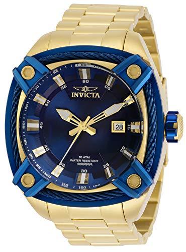 インヴィクタ インビクタ 腕時計 メンズ 【送料無料】Invicta Men's Bolt Quartz Watch with Stainless Steel Strap, Gold, 24 (Model: 31354)インヴィクタ インビクタ 腕時計 メンズ