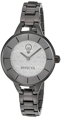 インヴィクタ インビクタ 腕時計 レディース 【送料無料】Invicta Women's Gabrielle Union Quartz Watch with Stainless-Steel Strap, Grey, 12 (Model: 22914)インヴィクタ インビクタ 腕時計 レディース