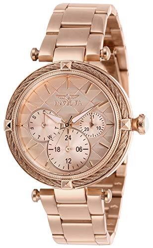 インヴィクタ インビクタ 腕時計 レディース 【送料無料】Invicta Women's Bolt Quartz Watch with Stainless-Steel Strap, Rose Gold, 18 (Model: 28961)インヴィクタ インビクタ 腕時計 レディース