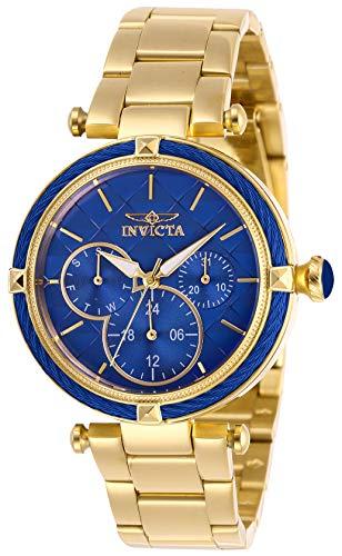 インヴィクタ インビクタ 腕時計 レディース 【送料無料】Invicta Women's Bolt Quartz Stainless-Steel Strap, Gold, 18 Casual Watch (Model: 28959)インヴィクタ インビクタ 腕時計 レディース