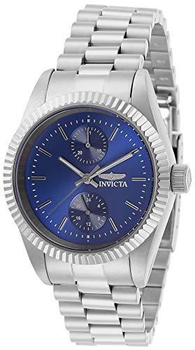 インヴィクタ インビクタ 腕時計 レディース 【送料無料】Invicta Women's Specialty Quartz Watch with Stainless Steel Strap, Silver, 18 (Model: 29438)インヴィクタ インビクタ 腕時計 レディース