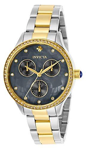 インヴィクタ インビクタ 腕時計 レディース 【送料無料】Invicta Women's Wildflower Quartz Watch with Stainless Steel Strap, Two Tone, 22 (Model: 29102)インヴィクタ インビクタ 腕時計 レディース