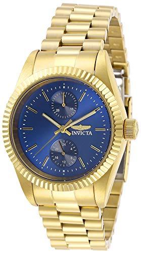 インヴィクタ インビクタ 腕時計 レディース 【送料無料】Invicta Women's Specialty Quartz Watch with Stainless Steel Strap, Gold, 18 (Model: 29446)インヴィクタ インビクタ 腕時計 レディース