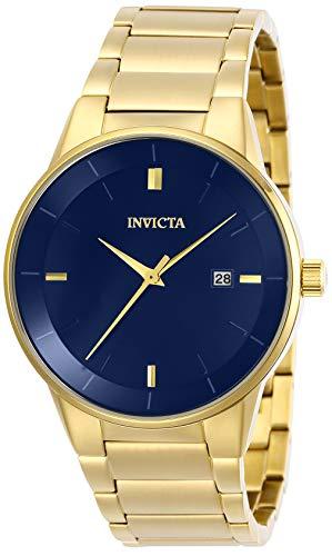 インヴィクタ インビクタ 腕時計 レディース 【送料無料】Invicta Specialty Quartz Blue Dial Men's Watch 29477インヴィクタ インビクタ 腕時計 レディース