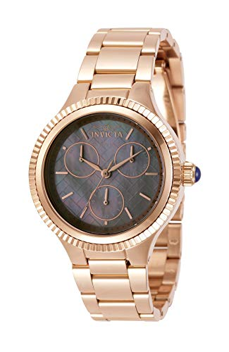インヴィクタ インビクタ 腕時計 レディース 【送料無料】Invicta Women's Angel Quartz Watch with Stainless Steel Strap, Rose Gold, 18 (Model: 31268)インヴィクタ インビクタ 腕時計 レディース