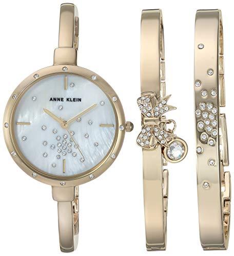 アンクライン 腕時計 レディース 【送料無料】Anne Klein Dress Watch (Model: AK/3274GBST)アンクライン 腕時計 レディース