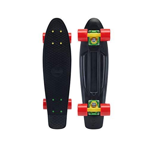 バックパック スケボー スケートボード 海外モデル 直輸入 PNYCOMP Penny Complete Skateboard (Rasta, 22-Inch)バックパック スケボー スケートボード 海外モデル 直輸入 PNYCOMP