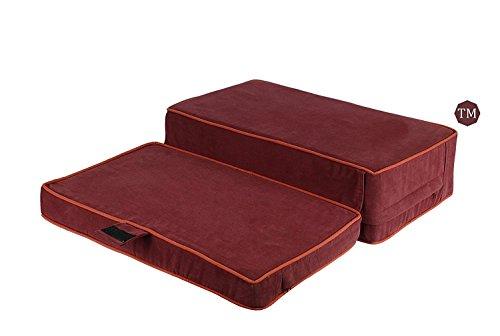 ヨガブロック フィットネス 【送料無料】Friends of Meditation Yoga Block for Pranayama and Silent Sitting Orange (TM)ヨガブロック フィットネス