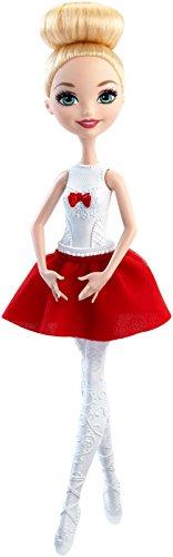 エバーアフターハイ 人形 ドール DTK50 【送料無料】Ever After High Ballet Apple White Dollエバーアフターハイ 人形 ドール DTK50