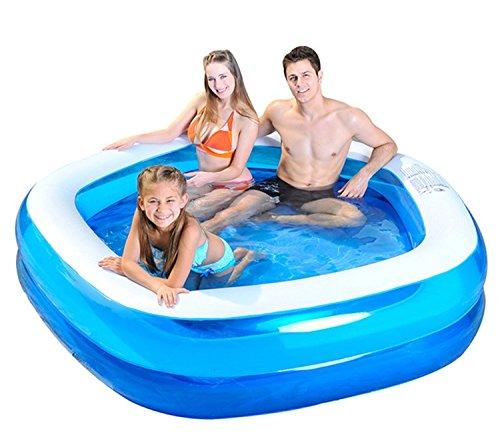 プール ビニールプール ファミリープール オーバルプール 家庭用プール 17222 Jilong Pentagon Inflatable Family Pool, 79