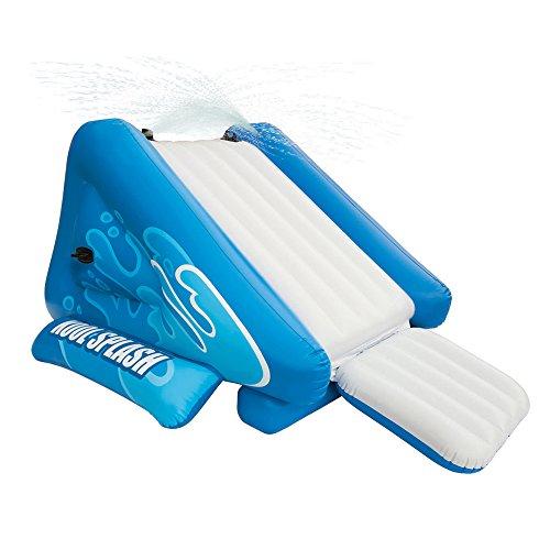 プール ビニールプール ファミリープール オーバルプール 家庭用プール 58851EP Intex Water Slide Inflatable Play Center, 135