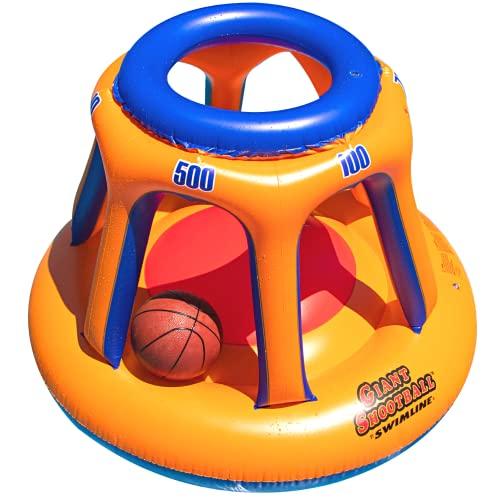 プール ビニールプール ファミリープール オーバルプール 家庭用プール 90285 Swimline Giant Shootball Basketball Swimming Pool Game Toyプール ビニールプール ファミリープール オーバルプール 家庭用プール 90285