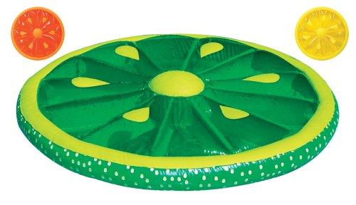 フロート プール 水遊び 浮き輪 9054 Fruit Slice 60