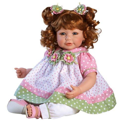 【ギフ_包装】 アドラベビードール Body 赤ちゃん リアル 6+ 本物そっくり おままごと Huggable 2020825 Adora Toddler Tutti Fruity 20