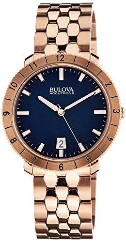 ブローバ 腕時計 レディース 97B130 【送料無料】Bulova Unisex Unisex Accutron II - 97B130 Rose Gold Watchブローバ 腕時計 レディース 97B130