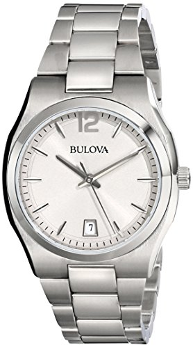 ブローバ 腕時計 レディース 96M126 Bulova Women's 96M126 Classic Analog Display Japanese Quartz White Watchブローバ 腕時計 レディース 96M126