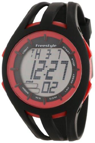 フリースタイル 腕時計 メンズ アウトドアウォッチ特集 101803 【送料無料】Freestyle Unisex 101803 Condition Round Digital Blue Big Display Watchフリースタイル 腕時計 メンズ アウトドアウォッチ特集 101803