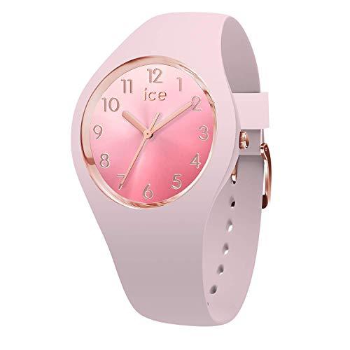 アイスウォッチ 腕時計 レディース かわいい 【送料無料】Ice-Watch Womens Analogue Quartz Watch with Silicone Strap 15742アイスウォッチ 腕時計 レディース かわいい
