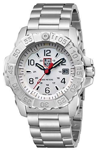 ルミノックス アメリカ海軍SEAL部隊 ミリタリーウォッチ 腕時計 メンズ 【送料無料】Luminox Navy Seal Steel - 3258ルミノックス アメリカ海軍SEAL部隊 ミリタリーウォッチ 腕時計 メンズ