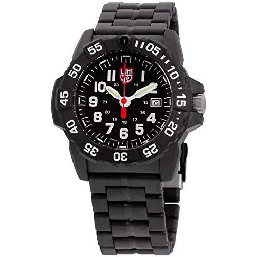 ルミノックス アメリカ海軍SEAL部隊 ミリタリーウォッチ 腕時計 メンズ 【送料無料】Luminox Navy Seal Quartz Movement Black Dial Men's Watch XS.3502ルミノックス アメリカ海軍SEAL部隊 ミリタリーウォッチ 腕時計 メンズ