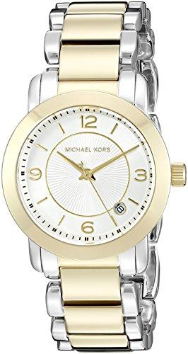 腕時計 マイケルコース レディース マイケル・コース アメリカ直輸入 【送料無料】Michael Kors Women's Janey Two-Tone Watch MK3487腕時計 マイケルコース レディース マイケル・コース アメリカ直輸入