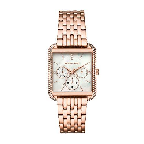 マイケルコース 腕時計 レディース 母の日特集 マイケル・コース 【送料無料】Michael Kors Women's Drew Multifunction Rose Gold-Tone Stainless Steel Watch MK4375マイケルコース 腕時計 レディース 母の日特集 マイケル・コース