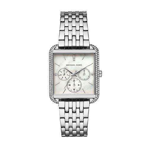 マイケルコース 腕時計 レディース 母の日特集 マイケル・コース 【送料無料】Michael Kors Women's Drew Multifunction Silver-Tone Stainless Steel Watch MK4373マイケルコース 腕時計 レディース 母の日特集 マイケル・コース
