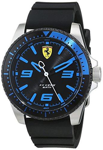 腕時計 フェラーリ メンズ 【送料無料】Scuderia Ferrari XX KERS Black Face 0830466腕時計 フェラーリ メンズ