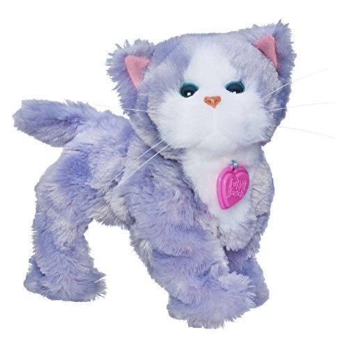 ファーリアルフレンズ ぬいぐるみ 動く 鳴く お世話 【送料無料】Hasbro FurReal Friends Walkin' Kitties - Pearly Pawsファーリアルフレンズ ぬいぐるみ 動く 鳴く お世話