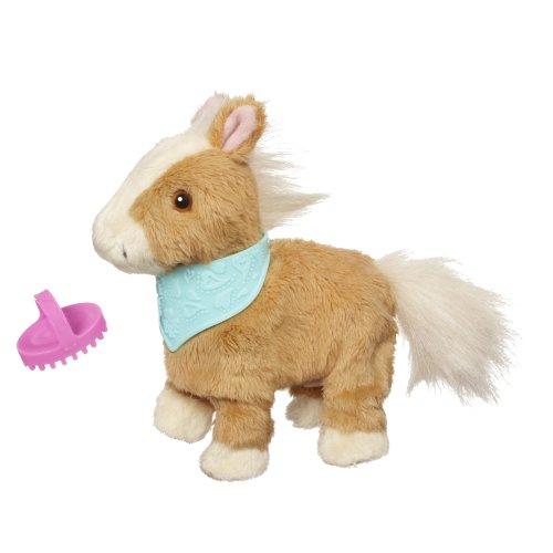 ファーリアルフレンズ ぬいぐるみ 動く 鳴く お世話 【送料無料】FurReal Friends Snuggimals Walkin' Ponies Shimmer Sky Petファーリアルフレンズ ぬいぐるみ 動く 鳴く お世話
