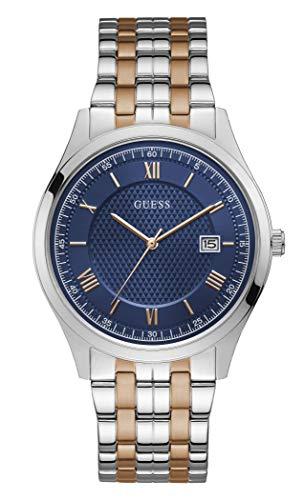 ゲス GUESS 腕時計 メンズ 【送料無料】Guess Business Element Quartz Blue Dial Men's Watch W1218G5ゲス GUESS 腕時計 メンズ