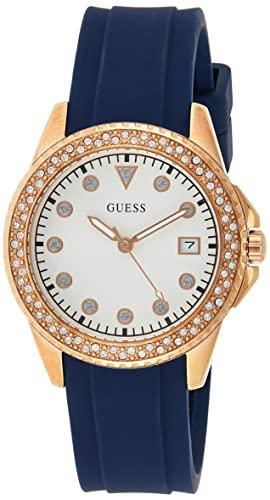 ゲス GUESS 腕時計 レディース 【送料無料】Guess Spritz Quartz White Dial Ladies Watch W1236L2ゲス GUESS 腕時計 レディース