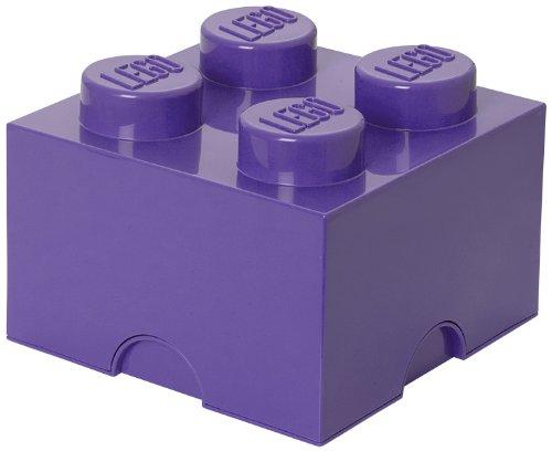 レゴ 【送料無料】LEGO Friends Storage Brick 4, Lilacレゴ