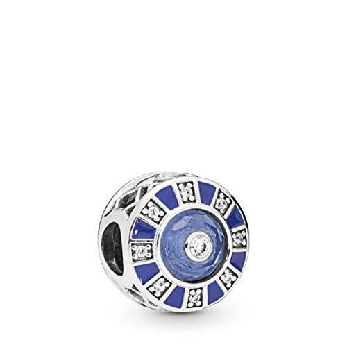 パンドラ ブレスレット アクセサリー ブランド かわいい 【送料無料】PANDORA 798031EN195 Blue Mosaic Charm - 798031EN19パンドラ ブレスレット アクセサリー ブランド かわいい